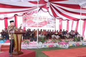 Kecamatan Bakauheni Dapat Anggaran Pembangunan Rp23,4 Miliar