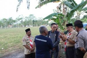 Kecamatan Batanghari Siap Jadi Tuan Rumah Hut Pramuka ke 57