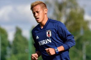 Keisuke Honda, Jadi Pelatih Kamboja