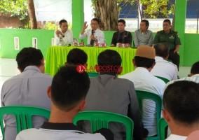 Kejari Lampura Gandeng PWI Gelar Pelayanan Hukum Untuk Aparatur Desa