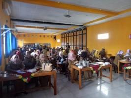 Kejari Sosialisasikan Program Jaksa Sahabat Guru Bagi Kepsek SMA dan SMK Se-Lampura