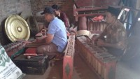 Kelompok Kesenian Mitro Budaya Butuhkan Bantuan Alat Musik Gamelan