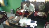 Kelompok Tani di Abung Semuli Terima Bantuan UPPO Senilai Rp 140 Juta