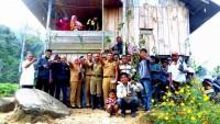 Kelompok Tani Lambar Dapat Bantuan Bibit Jeruk dan Pisang