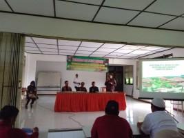 Kelompok Tani Tanggamus Studi Banding Budidaya Kopi ke Lambar