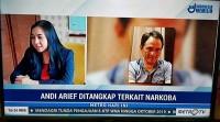 Keluarga Belum Terima Surat Penangkapan Andi Arief