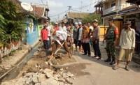 Kelurahan Cempedak Anggarkan Rp114 Juta untuk Perbaikan Siring dan Jalan