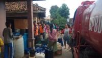 Kemarau, Bantuan Air Bersih Amat Dibutuhkan Warga