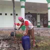 Kemarau, Warga Menggala Kesulitan Air Bersih