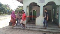 Kemarau, Warga Way Sulan Kesulitan Air Bersih