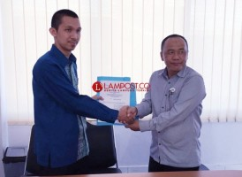 Kembangkan TIK Transportasi, LPPM UBL Jalin Kerja Sama dengan Trans Lampung