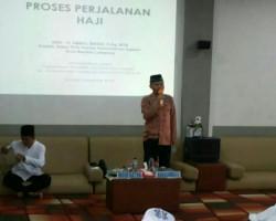 Kemenag Bandar Lampung akan Kumpulkan Kepala Rombongan dan Regu Calhaj