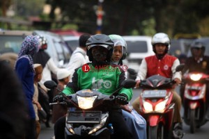 Kemenhub Tetapkan 3 Zona Tarif Ojek Daring, Lampung Rp1.850/Km