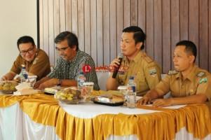 Kemenkes RI Monitoring Program Indonesia Sehat di Pesisir Barat