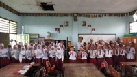 Kemenkeu Mengajar Meriahkan Hari Oeang ke-72 di Bandar Lampung