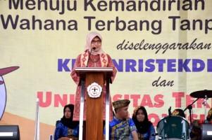 Kemenristek Dikti Nilai Mahasiswa Lampung Produktif
