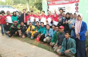 Kementerian Ristekdikti Monitoring Mahasiswa KKN Kebangsaan di Tanggamus