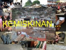 Kemiskinan Satu Digit dan Tantangan ke Depan