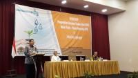 Kendalikan Kerusakan Perairan Darat Lewat Public Private Partnership