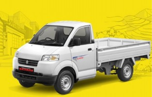 Kendaraan Komersial Dominasi Penjualan Suzuki