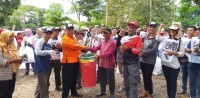 Kepala Balai TNWK Apresiasi Aksi City Clean Up CCAI