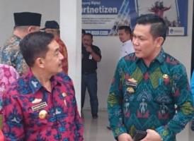 Kepala Dinas Kominfo Se-Lampung Gelar Rapat Koordinasi