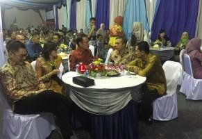 Kepala Kejaksaan Negeri Lampung Utara Gelar Pisah Sambut