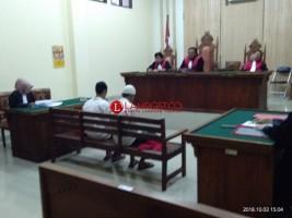 Kepemilikan Ekstasi 1000 Butir Dipidana 13 Tahun Penjara