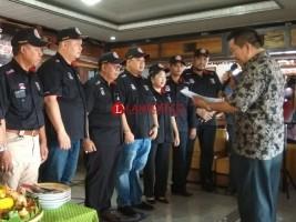 Kepengurusan GSC Dikukuhkan Ketum Perbakin Lampung