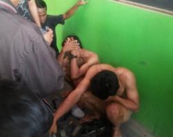 Kepergok Hendak Curi Motor, Dua Pemuda Diamankan Warga di Perumahan Singgah Pay
