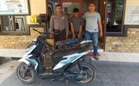 Kepergok Maling Motor di Rumah Warga, Satu dari Dua Pencuri Ditangkap