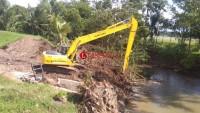 Kerap Banjir, Warga Palas Minta Normalisasi Sungai Way Pisang