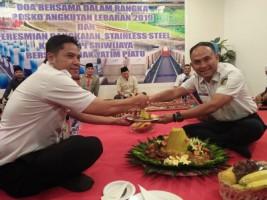 Kereta Api Body Stainless Steel Jurusan Tanjungkarang-Kertapati Resmi Beroperasi