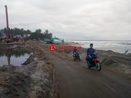 Kerugian Akibat Banjir di Pesisir Barat Capai Ratusan Juta