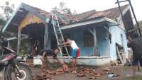Kerugian akibat Terjangan Puting Beliung Mencapai Rp500 Juta