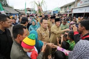 Kerukunan Warga Harus Terus Dijaga untuk Kemajuan Desa