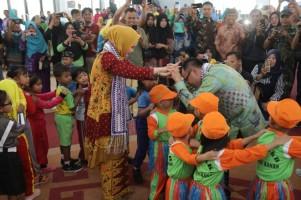 Kesehatan, Kecerdasan dan Keceriaan Anak Jadi Langkah Awal dalam Perkembangan Anak