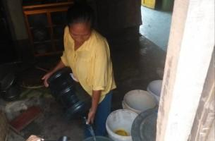 Kesulitan Air Bersih, Warga Desa Kedaung Harapkan Bantuan Pemerintah