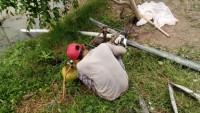 Ketika Petani Memodifikasi Mesin Sedot Air Berbahan Bakar Gas