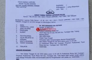 Ketua IDI Tubaba Siap Damai, Asal Tidak Diancam