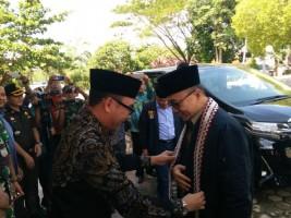 Ketua MPR Silaturahmi Kebangsaan di Way Kanan