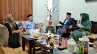 Ketua PB NU Silaturahmi ke Pimpinan Ponpes Tebuireng