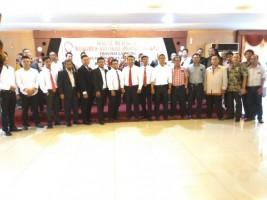 Ketua PT Ingatkan Advokat Harus Berpegang Teguh pada Pancasila dan UUD