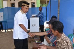 Ketua PWI Jadi Wajah Baru di DPRD Provinsi Lampung
