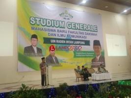 Ketum ICMI Beri Kuliah Umum di UIN Raden Intan