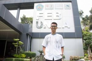 Kevin Joan, Mahasiswa Berprestasi Unila 2019