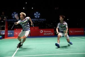 Kevin/Marcus Melaju ke Final Jepang Open 2018