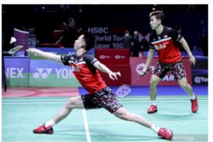 Kevin-Marcus Melenggang ke Final Asia Championships 2019
