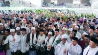 KH Ma'ruf Amin Nilai Jokowi Berhasil Angkat Muruah Ulama dan Santri
