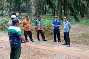 Khamami Tinjau Lokasi Pembangunan SUTT